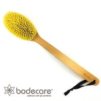 Curved Dry Body Brush