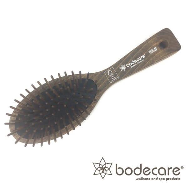 Eco FSC Scalp Massage Hair Brush - Click to enlarge picture.