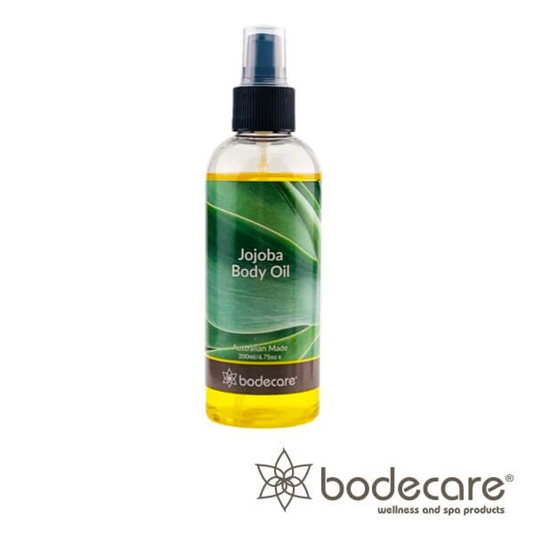 Jojoba Body Oil ~ 200ml - Click to enlarge picture.